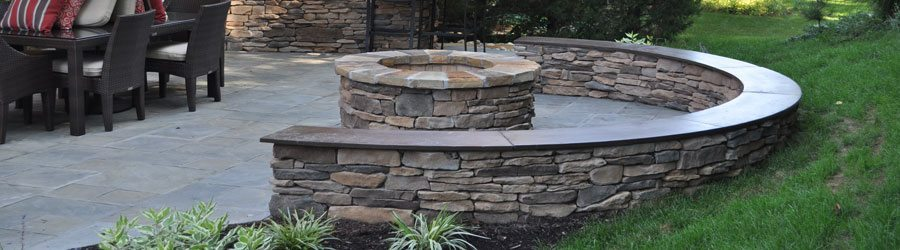 XS Precast as used in an outdoor seating area