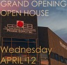 NOW OPEN AT NEW LOCATION IN WEST FARGO, Open House April 12!!!