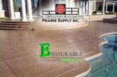 Free Decorative Concrete Training - Endurable Concrete Products