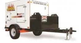 TCH 250 Hydronic Heater