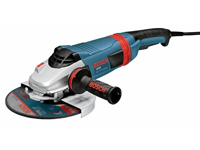 7 In. 15 A Large Angle Grinder