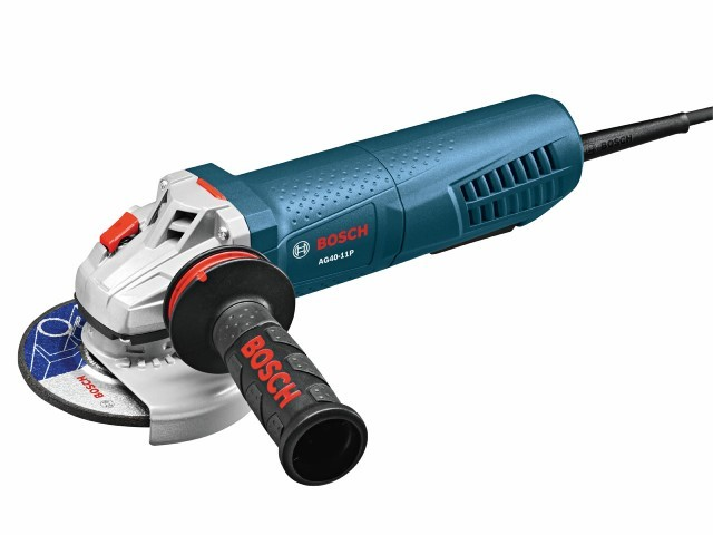 4-1/2 In. Angle Grinder