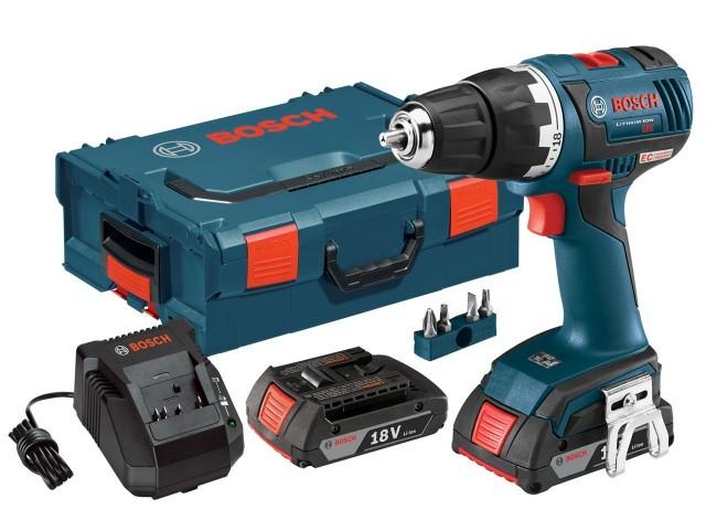 18 V 1/2 In. Drill/Driver Kit