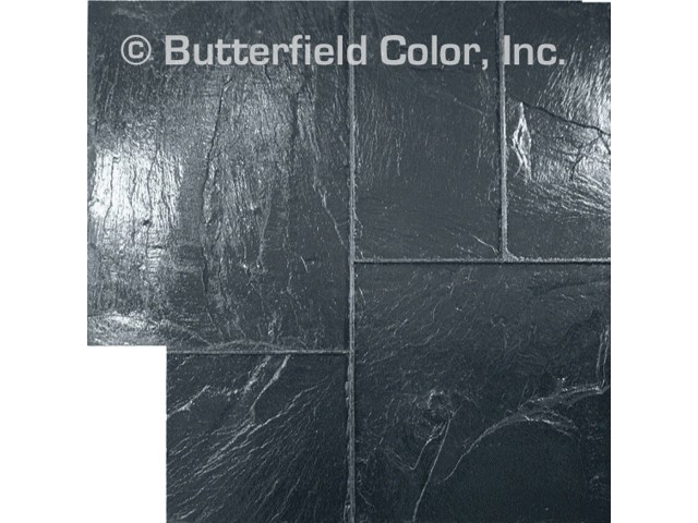 MAJESTIC ASHLAR BLACK RIGID STAMP