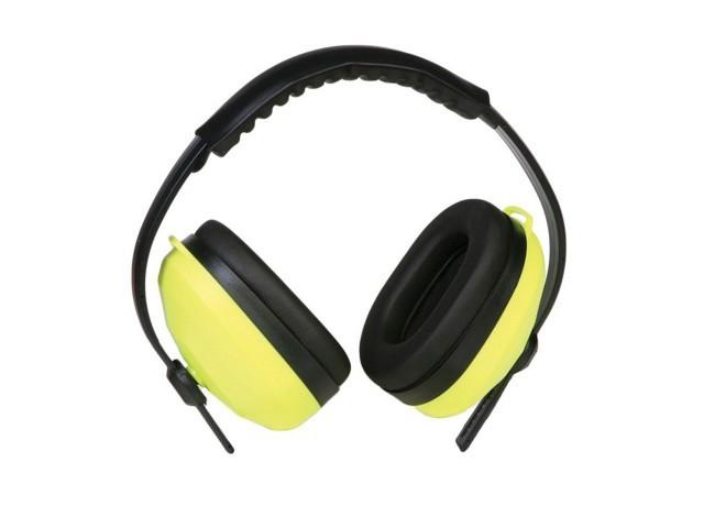 105 Ear Muff HV Lime