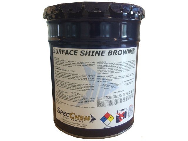 Surface Shine Brown