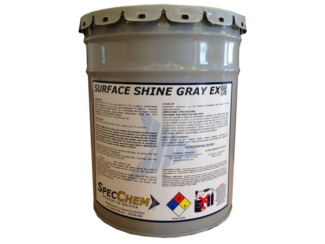 Surface Shine Gray EX