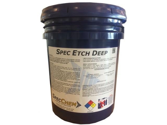 SpecEtch Deep