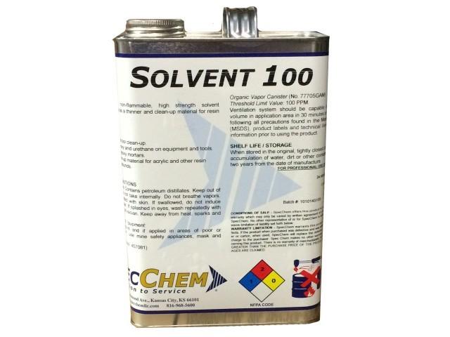 Solvent 100