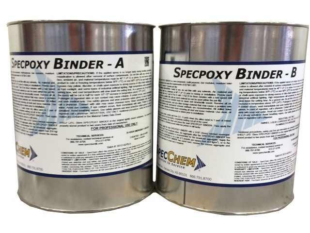 SpecPoxy Binder