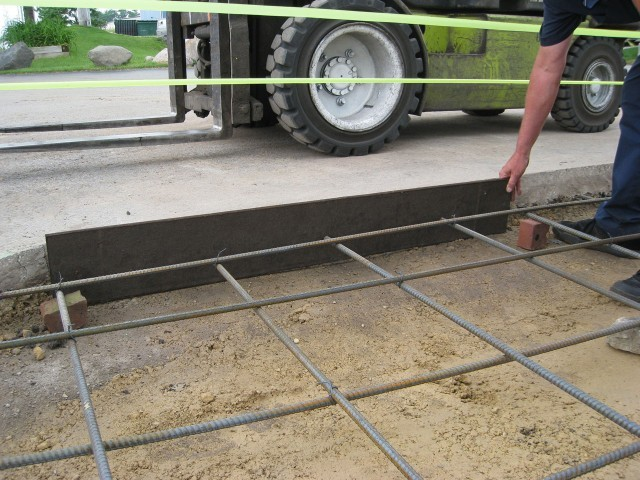 Concrete Expansion Board : Right joint fibre expansion products equipment