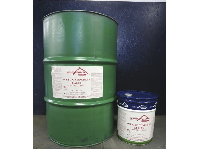 Acrylic Cure And Seal Products Amp Equipment Prairie