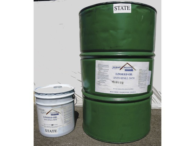 LINSEED OIL ANTI-SPALL 50/50