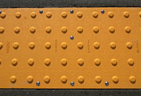 Cast Iron Wet Set ADA Tactile Tile