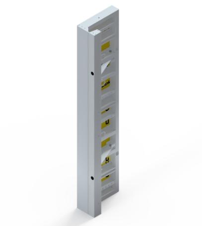 Framax S Xlife pilaster panel