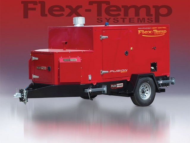Flex-Temp Systems Fusion 3000