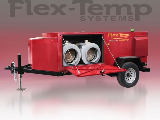 Flex-Temp Systems Indirect-Fired Heating