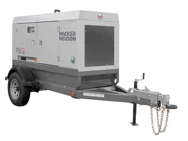 Wacker Neuson G70 Portable Generator
