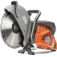 Husqvarna K970 Concrete Saw photo