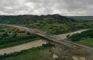 US 85 Long X Bridge Project photo